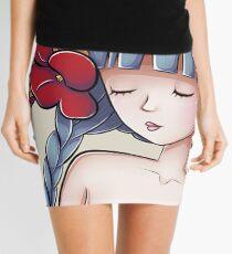 """Blooming Marigolds""  Mini Skirt"