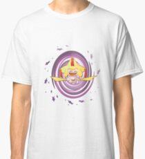 Shiny happy Jirachi laughing Classic T-Shirt