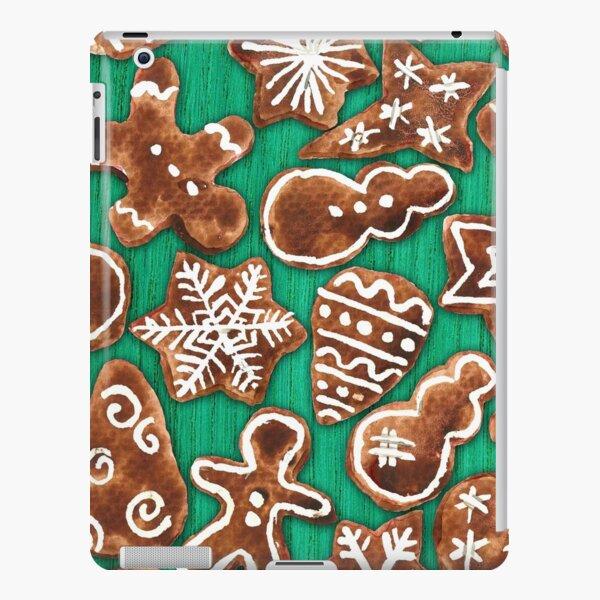 Gingerbread Field Green iPad Snap Case