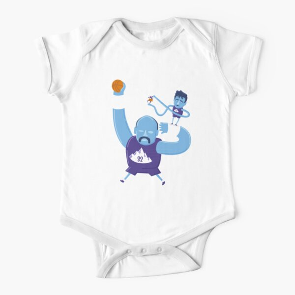Stockton to Malone Short Sleeve Baby One-Piece