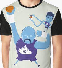 Stockton to Malone Graphic T-Shirt