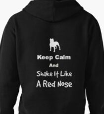 Keep Calm and Shake It Like a Red Nose T-Shirt