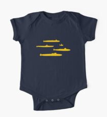 Yellow Submarines Kids Clothes