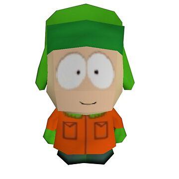 Kyle Broflovski - South Park by Chadyoxy