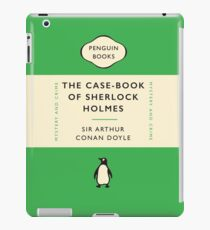 Penguin Classics The Case-Book of Sherlock Holmes iPad Case/Skin