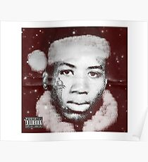 Gucci Mane Christmas The Return of East Atlanta Santa Poster