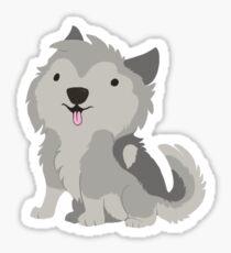 Zeus Chibi Sticker