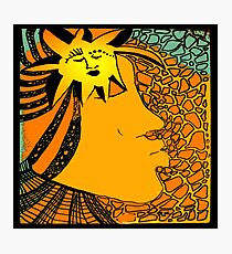 The Sun Eater Photographic Print