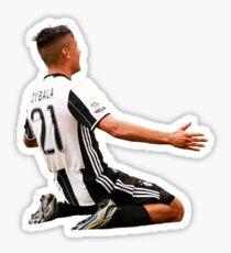 dybala 1.0 Sticker