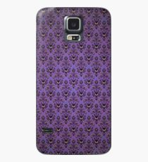 Haunted Mansion Wallpaper Case/Skin for Samsung Galaxy