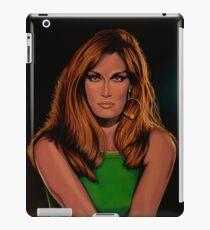 Dalida Portrait Painting iPad Case/Skin