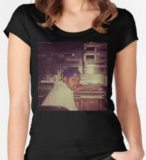 Screw Tape Nation Women's Fitted Scoop T-Shirt
