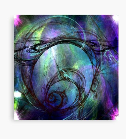 Soundwaves Canvas Print