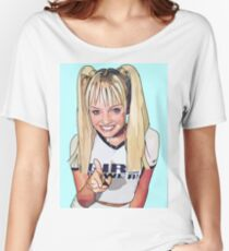 Emma Bunton 'Baby Spice'  Women's Relaxed Fit T-Shirt