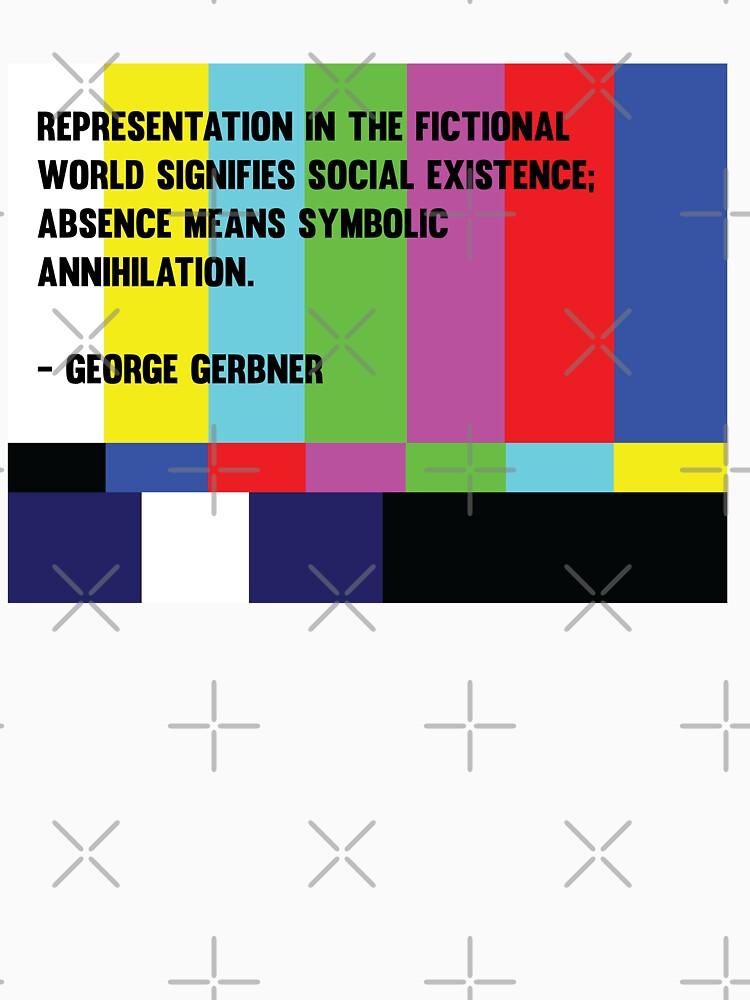 Gerbner Says by jhennetylerb