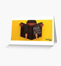 Know That We Matter Greeting Card