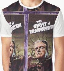 Ghost Frankenstein Graphic T-Shirt