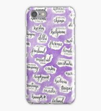 Capital Cities iPhone Case/Skin