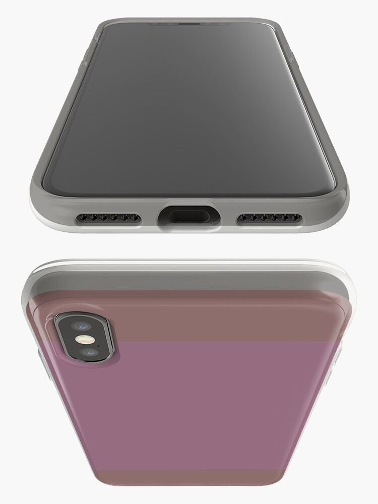 Alternate view of Mauve iPhone Case & Cover