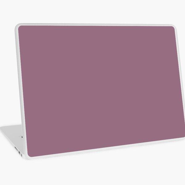 Mauve Laptop Skin