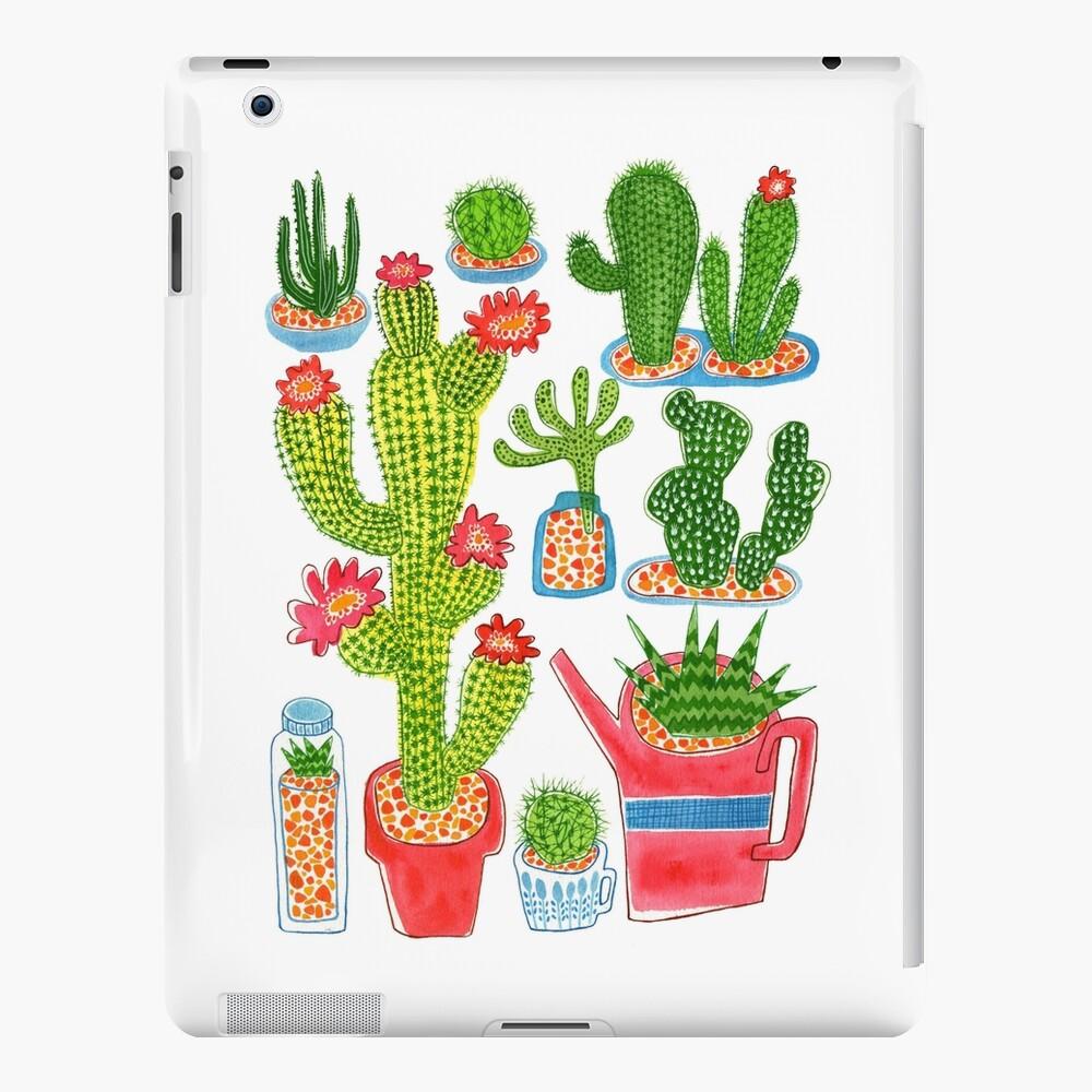 Kaktus iPad-Hülle & Skin