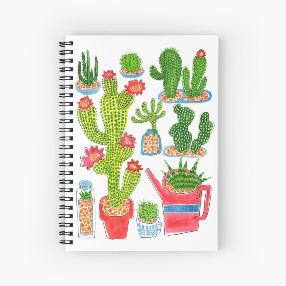 Kaktus Spiralblock