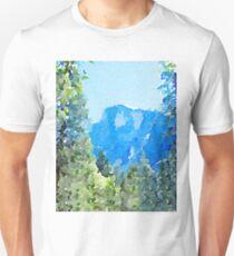 Yosemite Park Forest T-Shirt