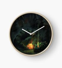 Bed Time Dragon Clock
