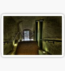 The Citadel tunnel Halifax NS Sticker