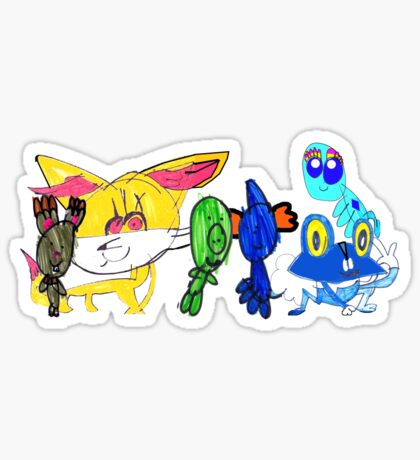Robyn's Cup for Pokemon on the Go Sticker