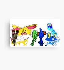 Robyn's Cup for Pokemon on the Go Canvas Print