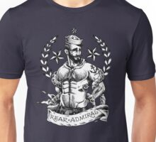 Rear Admiral Unisex T-Shirt