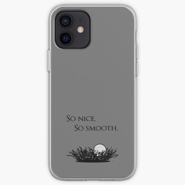 Give us smooth! iPhone Soft Case