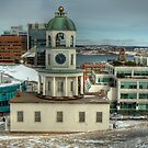 Halifax Clock Tower by Roxane Bay