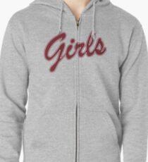 Girls - Friends Zipped Hoodie