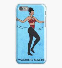 Selena Loteria : el washing machine iPhone Case/Skin
