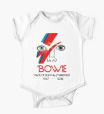 A Tribute to Bowie Kids Clothes