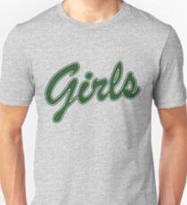 Girls Friends Green T-Shirt