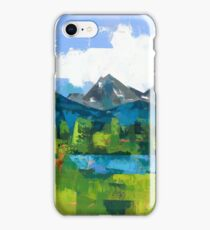 Teton iPhone Case/Skin