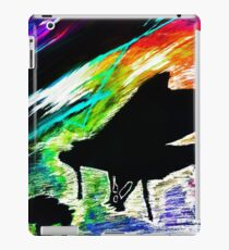 Thermal-Piano iPad-Hülle & Klebefolie