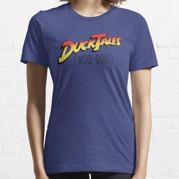 DuckTales Woo-ooh Essential T-Shirt