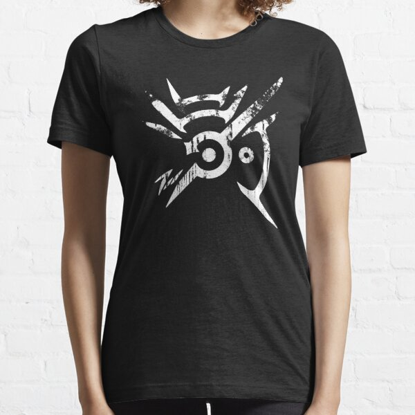 Outsider's Mark - Distressed Essential T-Shirt