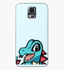 Totodile Case/Skin for Samsung Galaxy