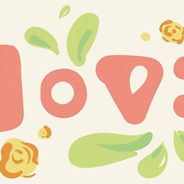 Leafy Love by sambambina