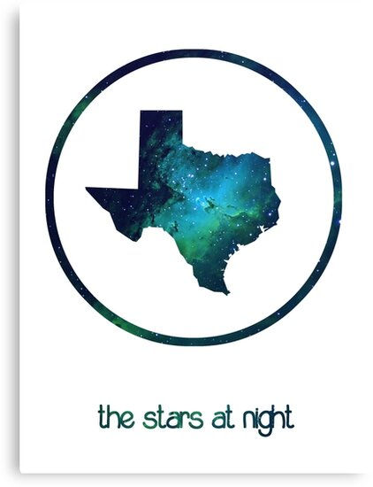 The Stars at Night - Deep in the Heart of Texas by sambambina