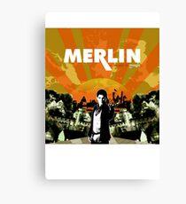 Merlin (Mayday Parade Parody) Canvas Print
