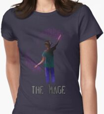 The Haunted - Drake: The Mage Women's Fitted T-Shirt