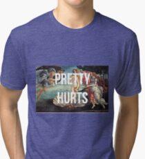 Birth of Beauty Tri-blend T-Shirt