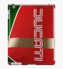 Ducati MHR Tank Decal iPad Case/Skin