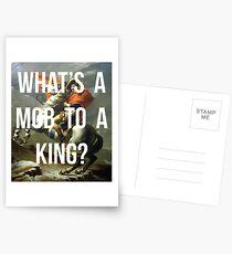 Kein Napoleon in der Wildnis Postkarten